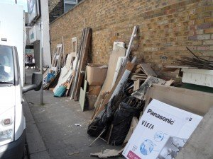rubbish removal  E16 Silvertown | rubbish to go
